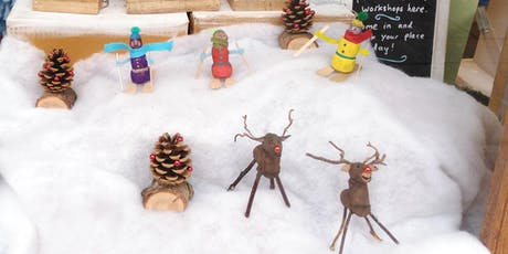 Make Your Own Christmas Figures tickets
