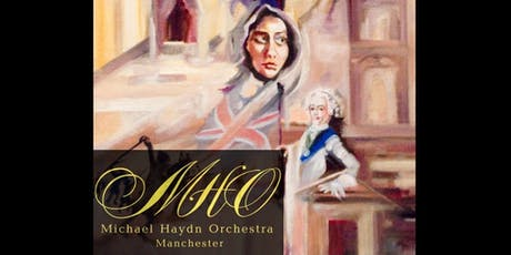 The Michael Haydn Orchestra play Solomon by Handel tickets