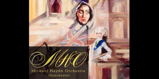 The Michael Haydn Orchestra play Solomon by Handel