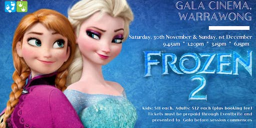 Frozen 2 Screening