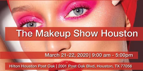 The Makeup Show Houston tickets