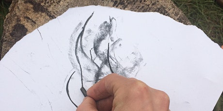 Artists Willow Charcoal Making at the Award Winning Nant-y-Bedd Garden tickets