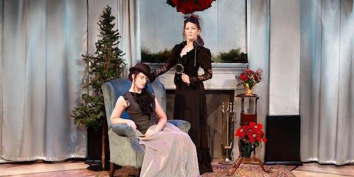 The Christmas Case: a Lady Brass Mystery