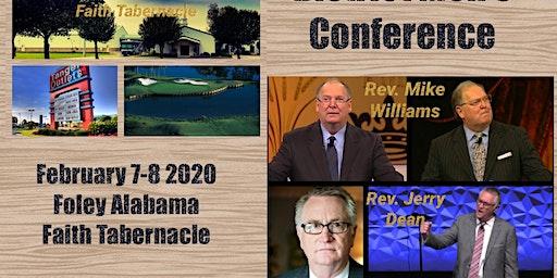 Front-Line Alabama District Men's Conference