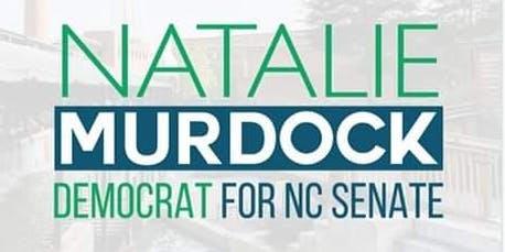 Natalie Murdock Democrat for NC Senate Volunteer Kickoff