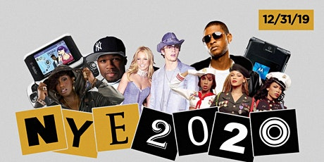 NYE 2020 - All About the 2000's Party @ The Valencia Room (12/31/19) tickets