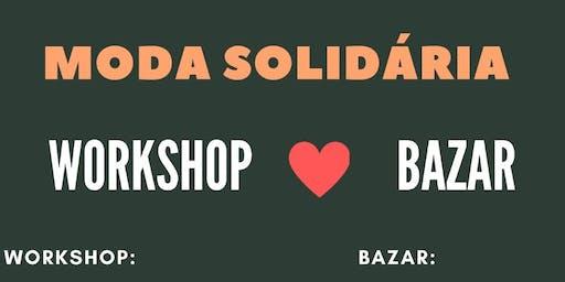 Workshop Bazar Moda Solidaria