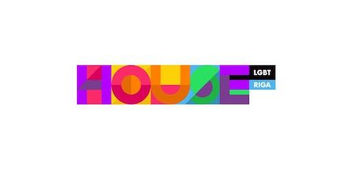 LGBT House atklāšana / Opening of the LGBT House