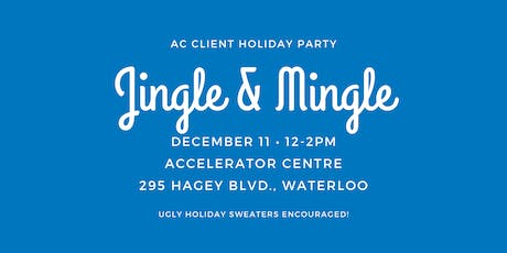 AC Client Holiday Lunch 2019 tickets