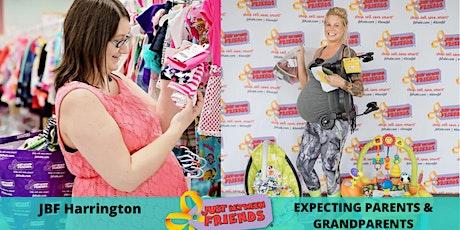 Expecting Parents & Grandparents Presale pass   March 5th   JBF Harrington Spring 2020- Mega Children's Sale event tickets