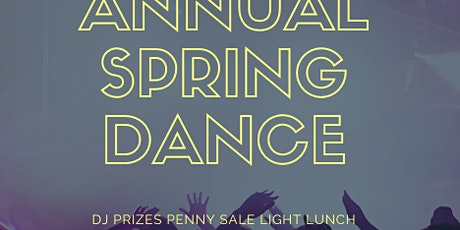 K5PBA 44th Annual Spring Dance tickets