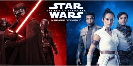 Star Wars - The Rise of Skywalker *Private Rollingwood Screening* tickets