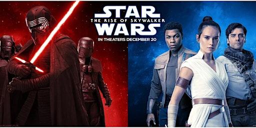 Star Wars - The Rise of Skywalker *Private Rollingwood Screening*