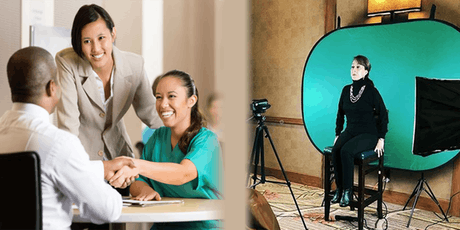 San Mateo 12/19 CAREER CONNECT Profile & Video Resume Session tickets