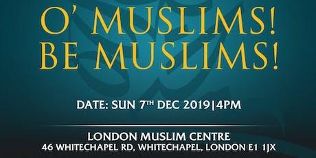 Hikmah 5th Annual Youth Tarbiya - London  tickets