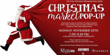 Align Christmas Pop-Up tickets