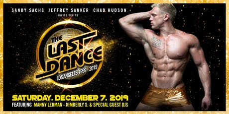 Last Dance at The Factory tickets