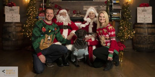 Santa Paws is coming to Bitter Pops!