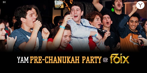 YAM: Pre-Chanukah Party