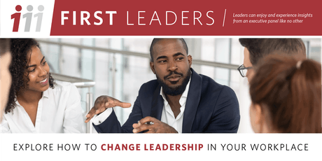 First Leaders | December 10 tickets