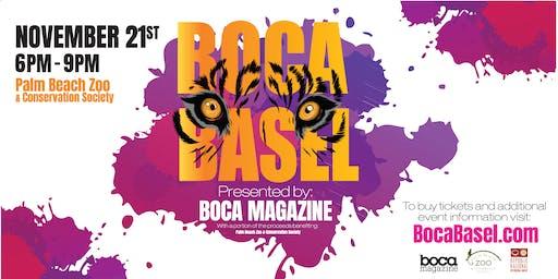 Boca Magazine's BOCA BASEL 2019