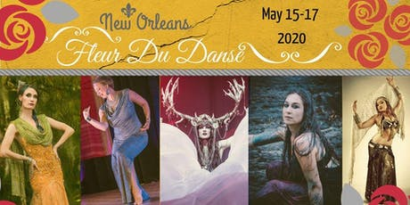 Zoe Jakes Presents...Fleur Du Danse 2020:A New Orleans Belly Dance Festival tickets