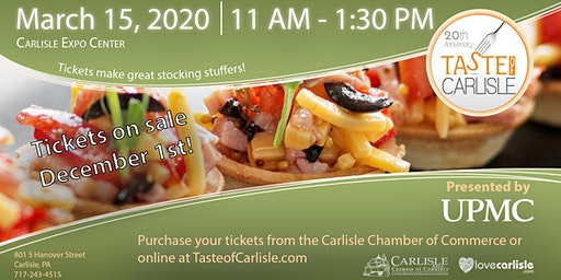 Taste of Carlisle