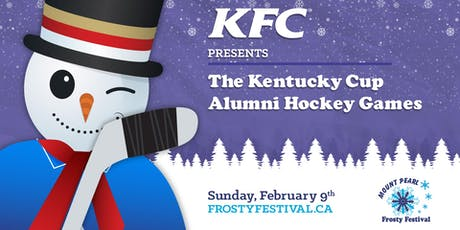 KFC presents The Kentucky Cup Alumni Hockey Games tickets