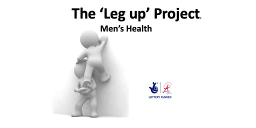 The 'Leg Up' Project -Subjective wellbeing and  making positive change.