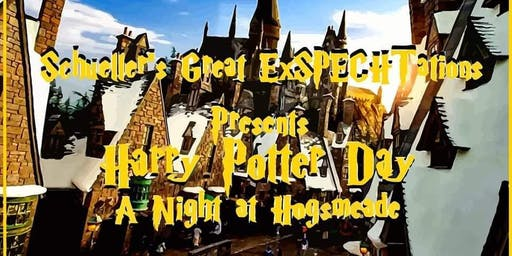 Harry Potter Day, A Night at Hogsmeade