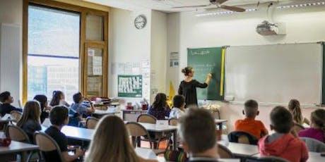 """Curso-taller: """"Viajar a Francia con el programa de asistentes de español"""" entradas"""