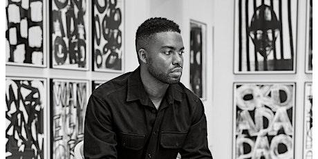 Artist Talk: Adam Pendleton tickets