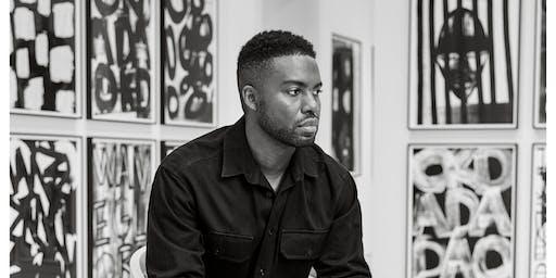 Artist Talk: Adam Pendleton