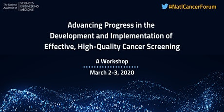 Development and Implementation of Effective, High-Quality Cancer Screening tickets