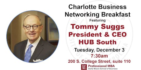 Charlotte Gamecocks Business Networking Breakfast tickets