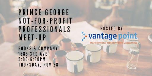 Prince George Nonprofit Professionals Meet-Up