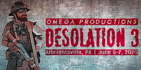 Desolation 3 tickets