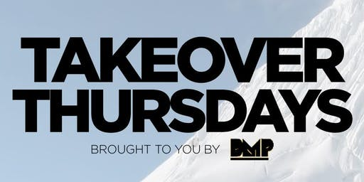 Takeover Thursdays @ Harlot - 11.21.19