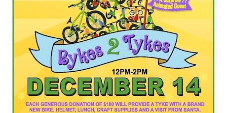 Bykes 2 Tykes 2019 tickets