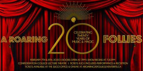 A ROARING 2O FOLLIES - CCPAC 20th Anniversary Celebration tickets