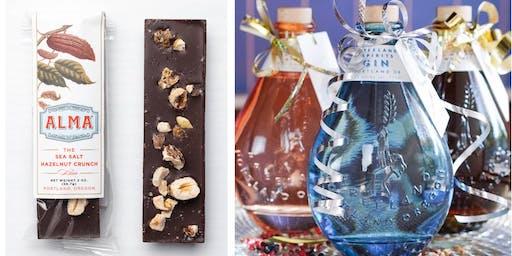 Freeland Spirits Holiday Bottle Shop: Alma Chocolate