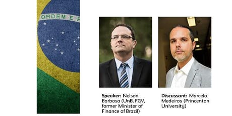 Challenges to Overcoming Inequality in Brazil: A Convo with Nelson Barbosa tickets