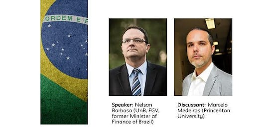 Challenges to Overcoming Inequality in Brazil: A Convo with Nelson Barbosa