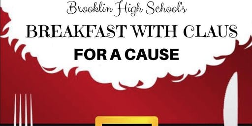 Breakfast With Claus For A Cause