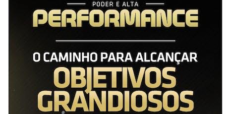 Palestra gratuita em São Roque - Poder e Alta Performance ingressos