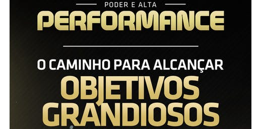 Palestra gratuita em São Roque - Poder e Alta Performance