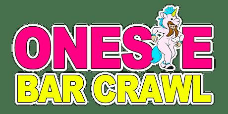 Onesie Bar Crawl - Dallas tickets