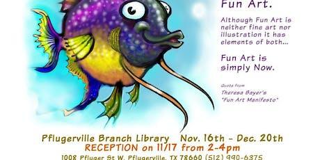 Fun Art Exhibit tickets
