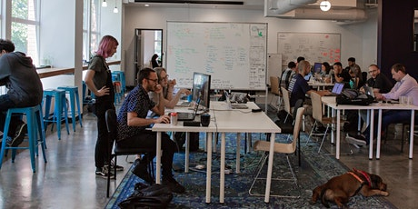 SPRING Bootcamp Prep: Software Development in JavaScript :: March 16-20, 2020 tickets