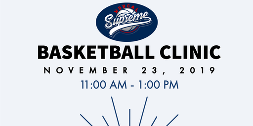 Basketball Clinic 6th - 8th Grade Boys and Girls